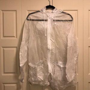 Clear Varsity Jacket